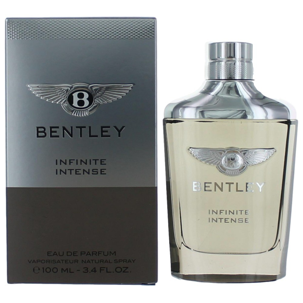 Edp 3 4 Oz By Nuperfumes On Opensky: Bentley Infinite Intense Cologne By Bentley, 3.4 Oz EDP Spray For Men NEW