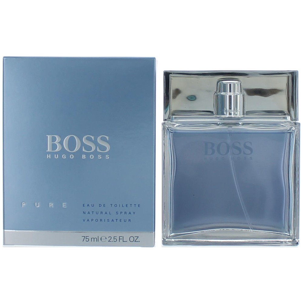 Boss Mobel Koln ~ Boss pure cologne by hugo oz edt spray for men new