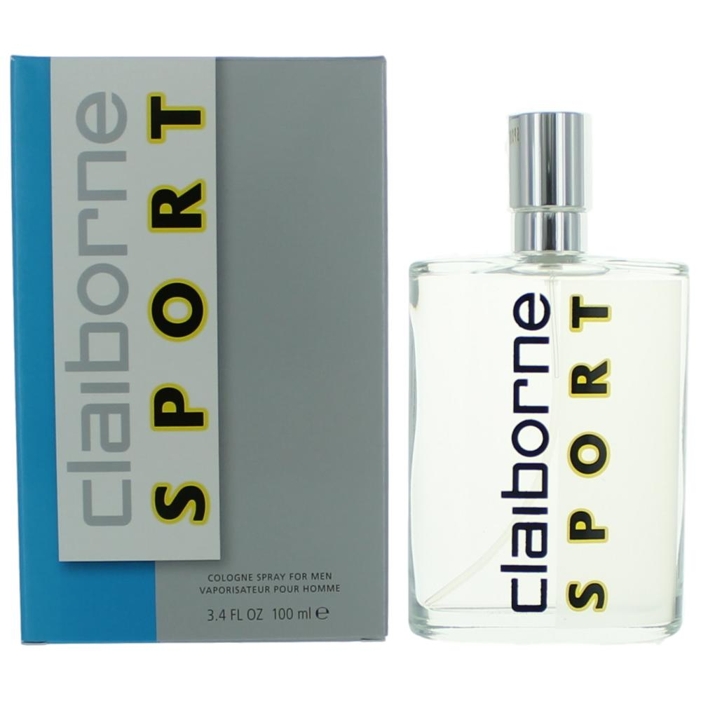 Claiborne Sport 3.4 oz Cologne Spray men for $17.58 +Free Shipping