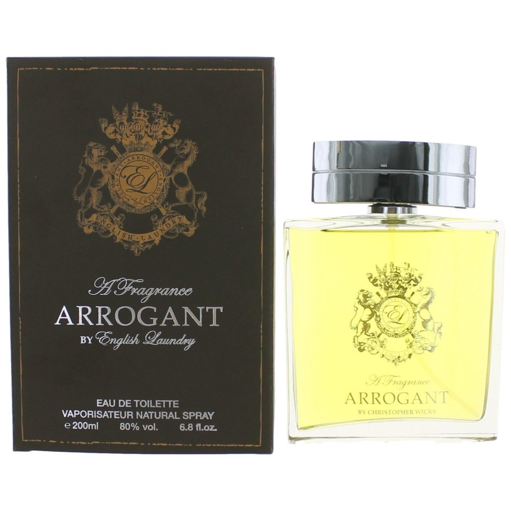 Arrogant Cologne By English Laundry 6 8 Oz Edt Spray For