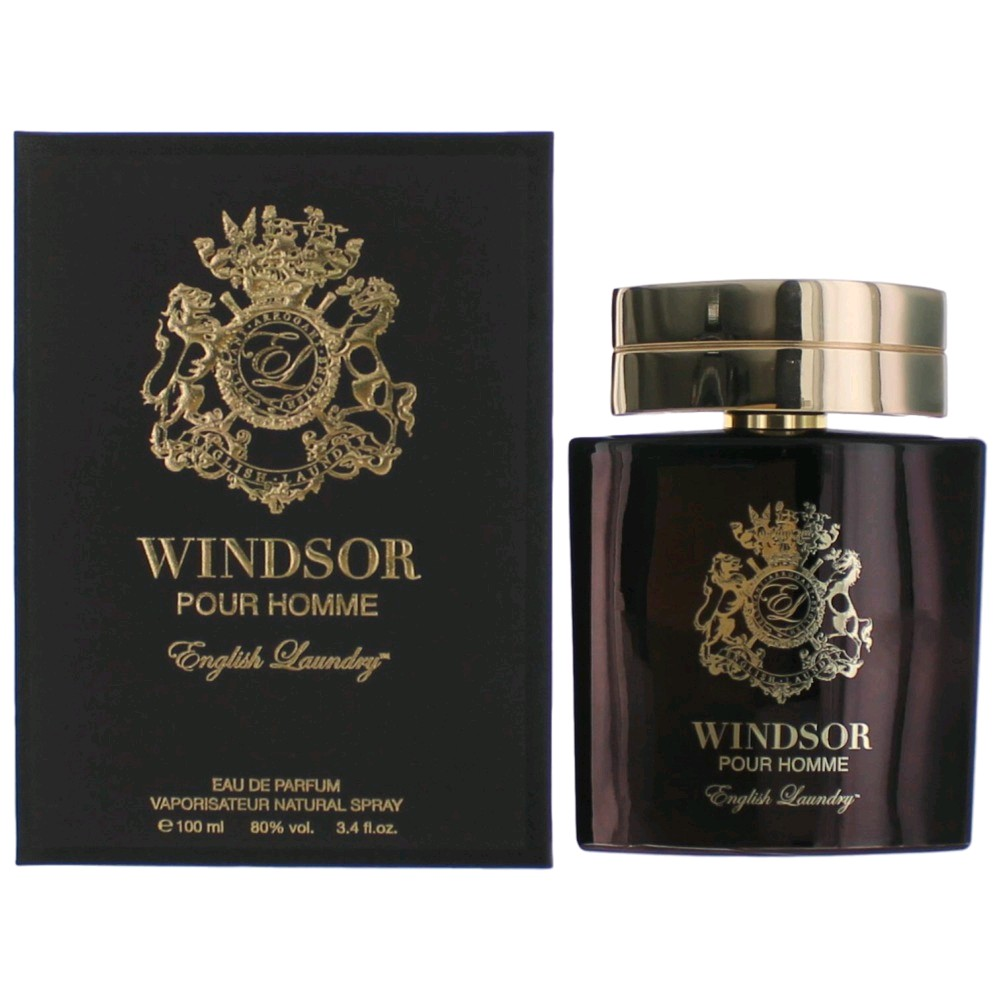 Windsor cologne by english laundry 3 4 oz edp spray for for English laundry perfume