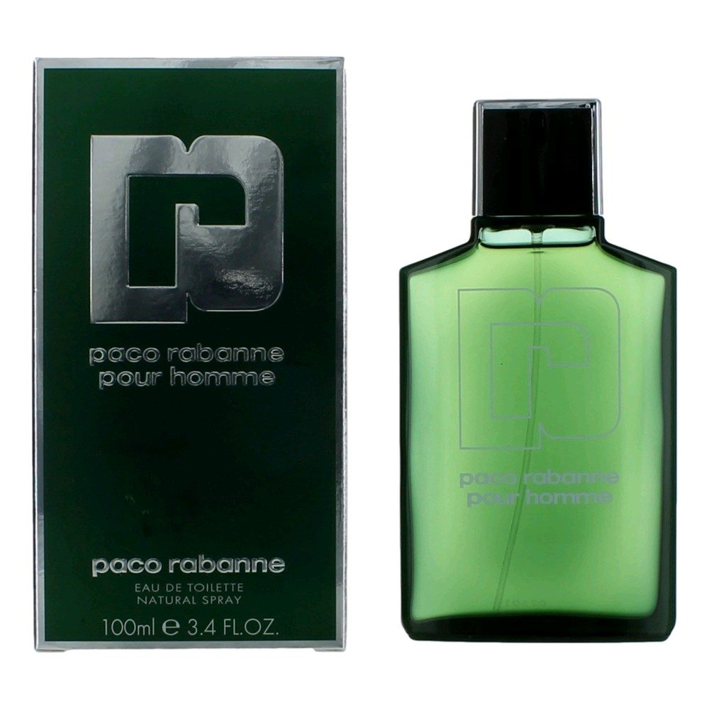 Paco rabanne pour homme cologne by paco rabanne 3 3 oz for Paco rabanne cologne