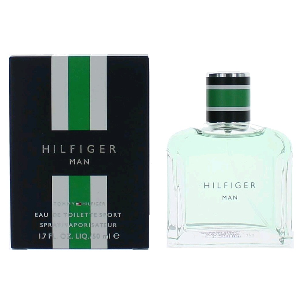 hilfiger man sport cologne by tommy hilfiger 1 7 oz edt. Black Bedroom Furniture Sets. Home Design Ideas