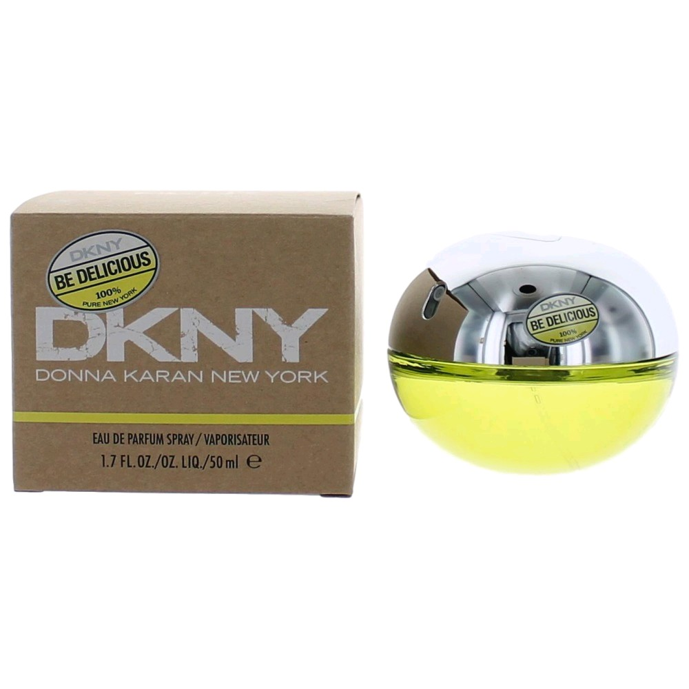 Be delicious dkny perfume by donna karan 1 7 oz edp spray Donna karan parfume