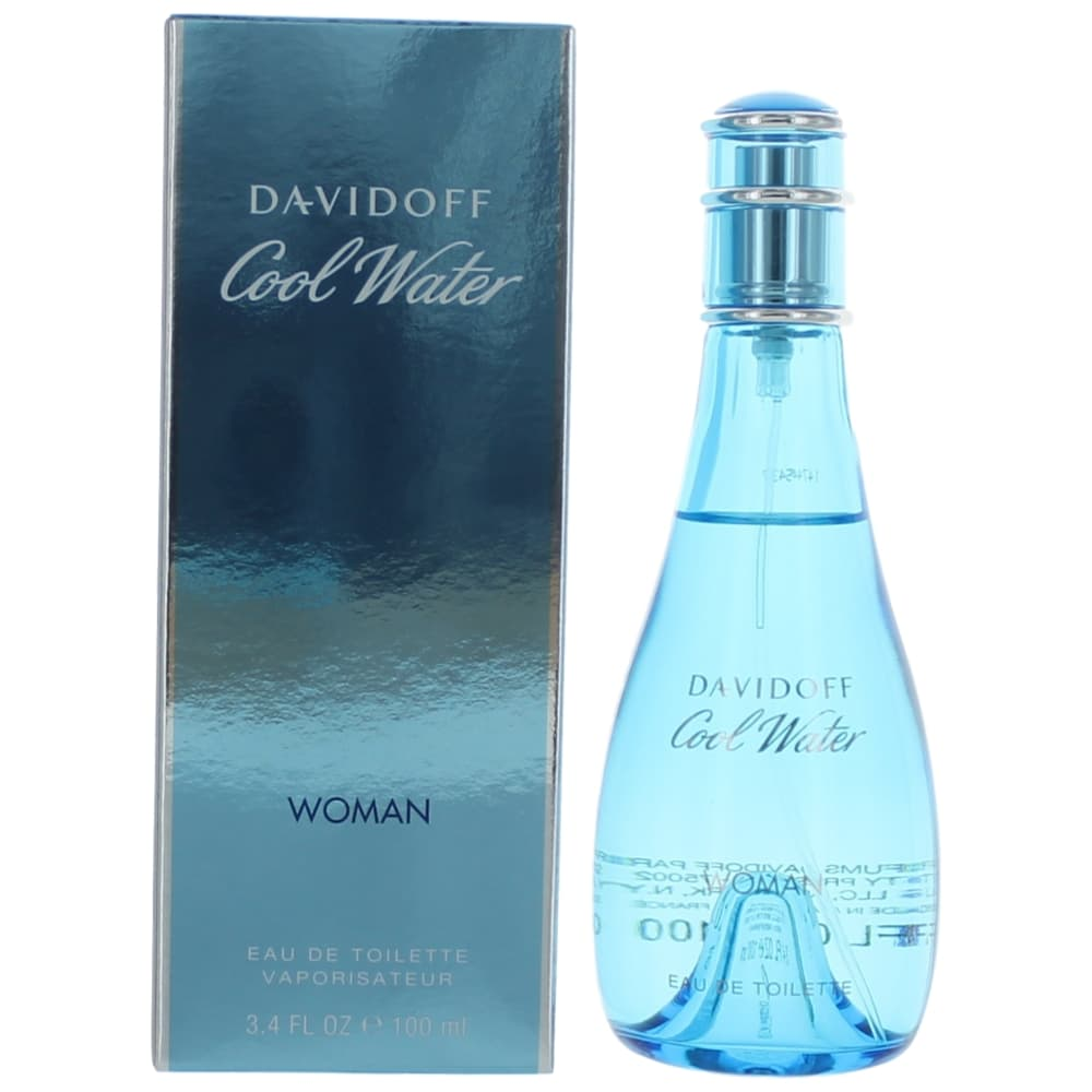 cool water woman by davidoff 1996. Black Bedroom Furniture Sets. Home Design Ideas