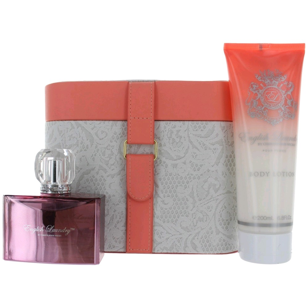 Signature Perfume By English Laundry 3 Piece Gift Set For