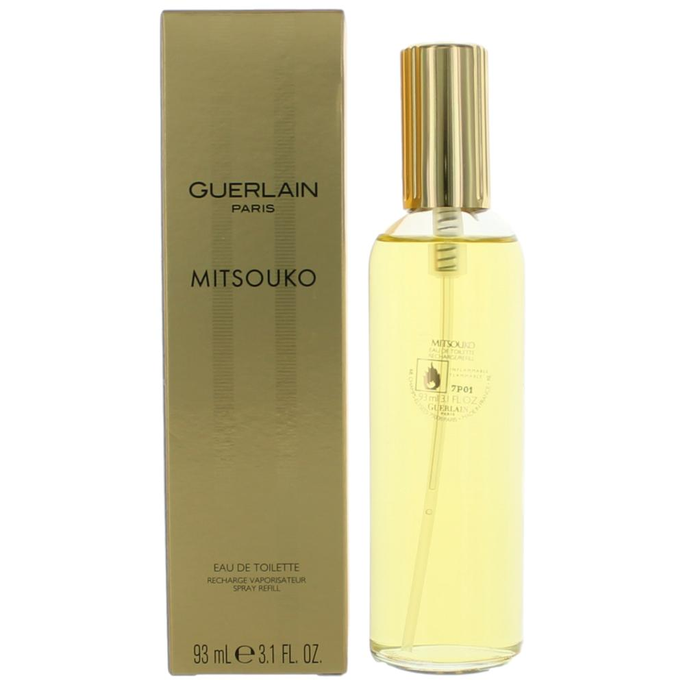 f51c32d66c8d Details about Mitsouko by Guerlain, 3.1 oz EDT Refill Spray for Women
