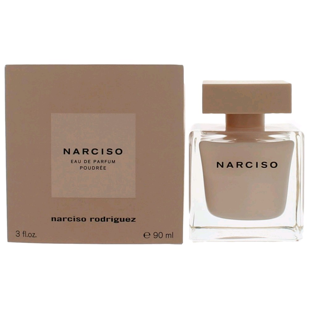 narciso poudree perfume by narciso rodriguez 3 oz edp spray for women new ebay. Black Bedroom Furniture Sets. Home Design Ideas