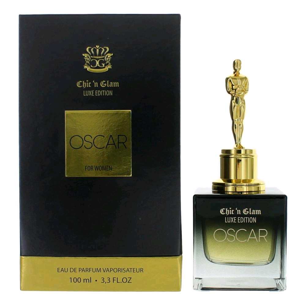 Details about Oscar by Chic 'n Glam, 3.4 oz EDP Spray for Women