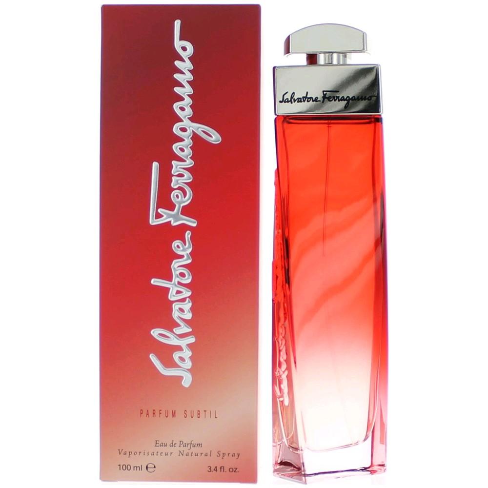 subtil perfume by salvatore ferragamo 3 4 oz edp spray for women new ebay. Black Bedroom Furniture Sets. Home Design Ideas