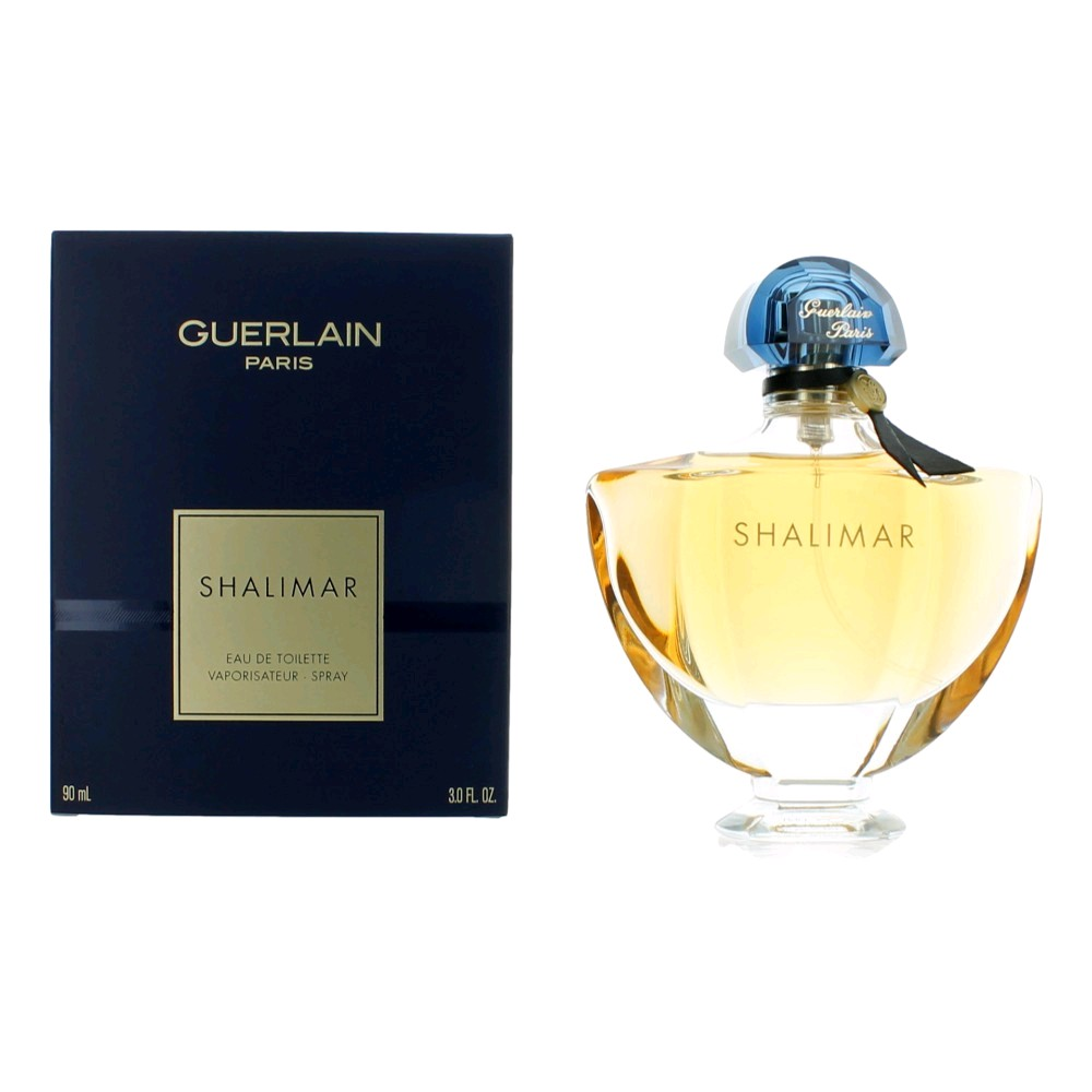 shalimar by guerlain eau de toilette spray for 3 0 oz 90 ml ebay