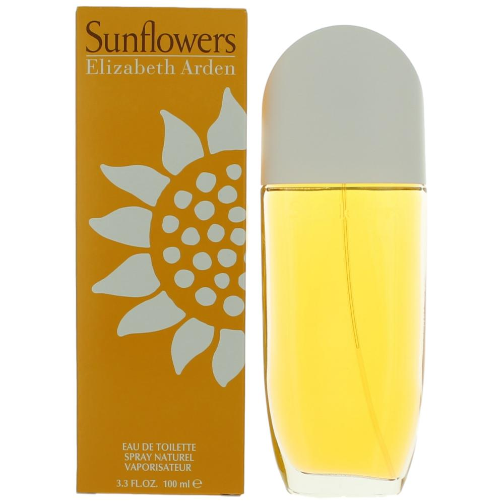 Sunflowers by Elizabeth Arden (1993) - Basenotes Fragrance ...