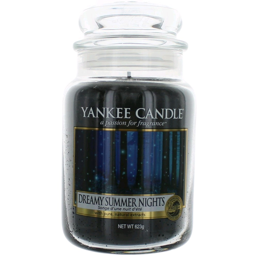 Yankee Candle Scented 22 Oz Large Jar Candle Dreamy